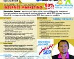 Pelatihan Workshop Internet Marketing Bisnis Online 2015